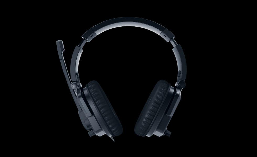 Lychas HS-G550 de Genius - Auriculares estéreo de 2 canales para juegos 5e077f0bf6